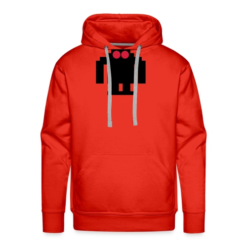 I Heart my mommy - Men's Premium Hoodie