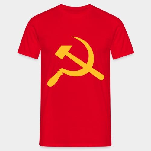 Серп & молот - Männer T-Shirt