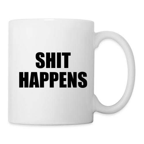 SH*T Happens Mug - Mug