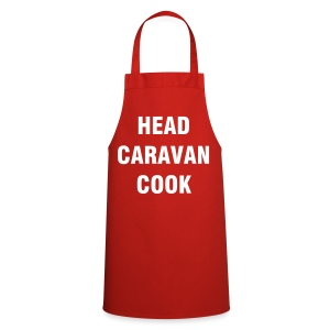 Head caravan cook - Cooking Apron