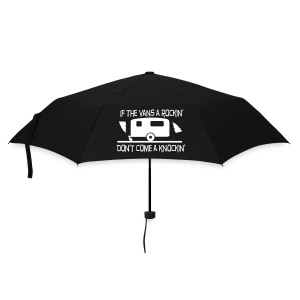 If the van's a rockin' Umbrella - Umbrella (small)