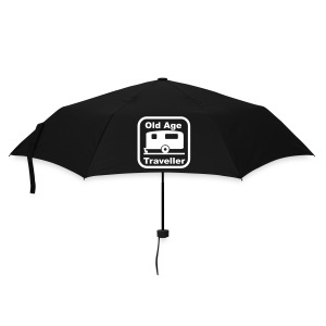 Old Age Traveller Umbrella - Umbrella (small)