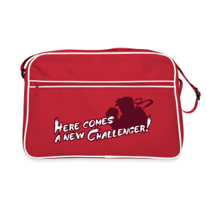 Here comes a new challenger! - Retro Bag