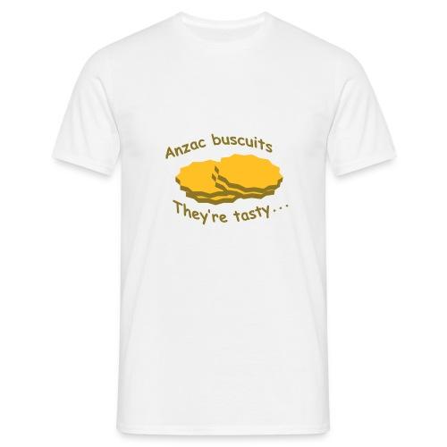Anzac Biscuits - Mens (14 Colours) - Men's T-Shirt