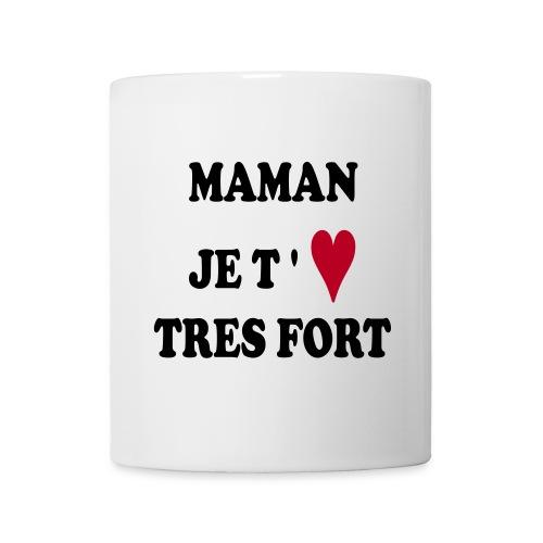 Tasse maman - Mug blanc