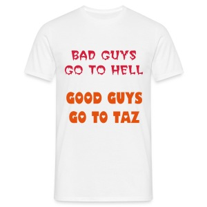 Bad Guys Good Guys Tee - Men's T-Shirt