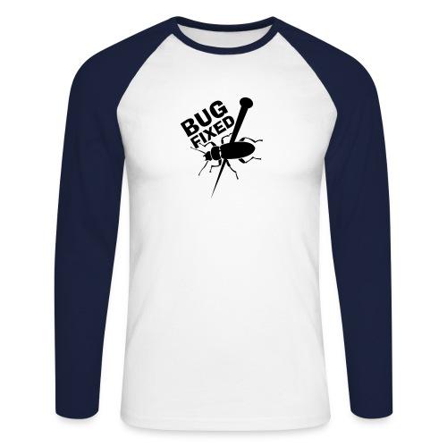 Bug-Kill - Männer Baseballshirt langarm