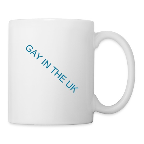 Gay in the UK mug - Mug