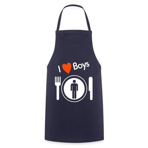 I like boys apron - Cooking Apron