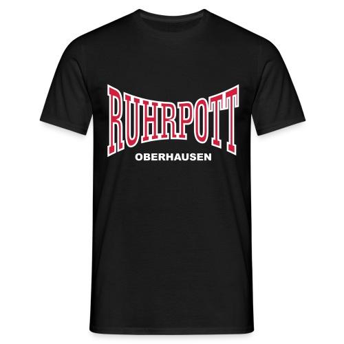 Ruhrpott Oberhausen - Männer T-Shirt