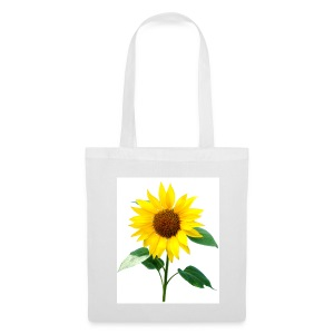 Sunflower Tote Bag - Tote Bag