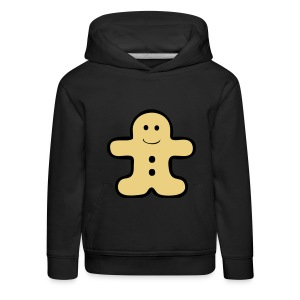 Piernik Hoody - Bluza dziecięca z kapturem Premium