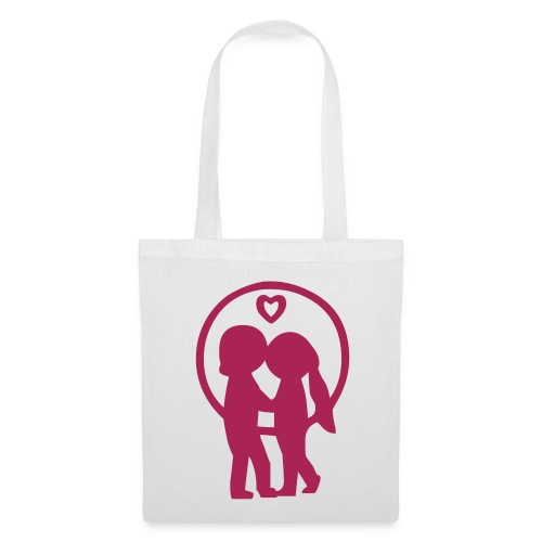 Young Love Tote Bag - Tote Bag