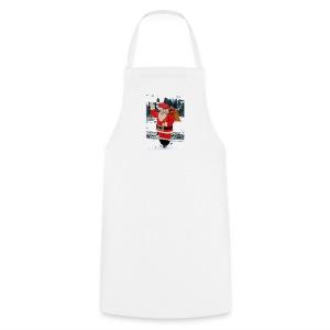 Father Christmas Balloon Apron - Cooking Apron