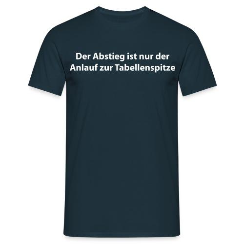 Think Positive! - Männer T-Shirt