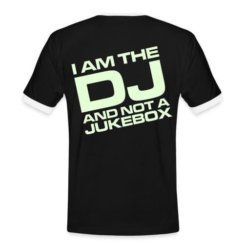 DJ - T-shirt contrasté Homme