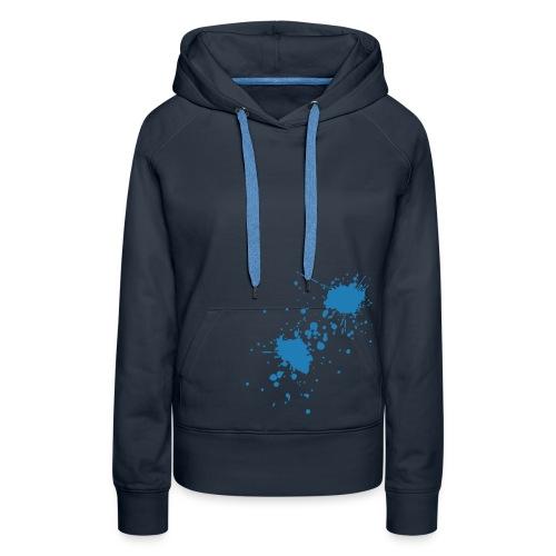 GLAM - Sweat-shirt à capuche Premium pour femmes