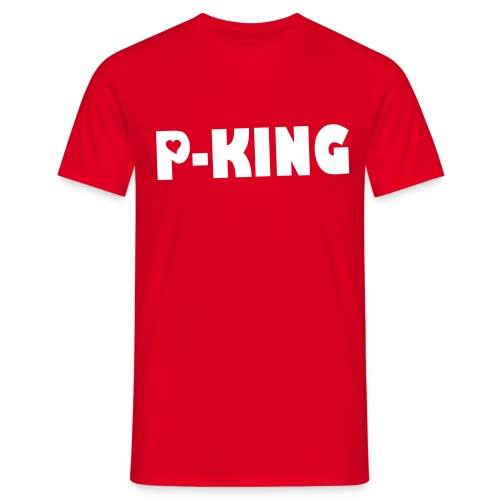 P-King - Mannen T-shirt
