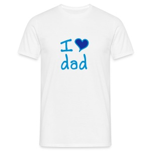 Brand New DAD - Men's T-Shirt