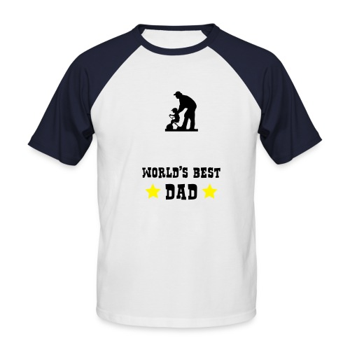 Brand New DAD - Men's Baseball T-Shirt