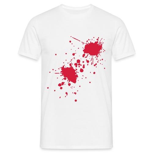 T-shirt sang - T-shirt Homme