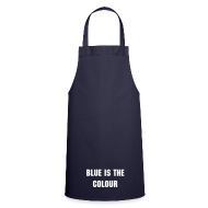 Aprons ~ Cooking Apron ~ Blue is the colour