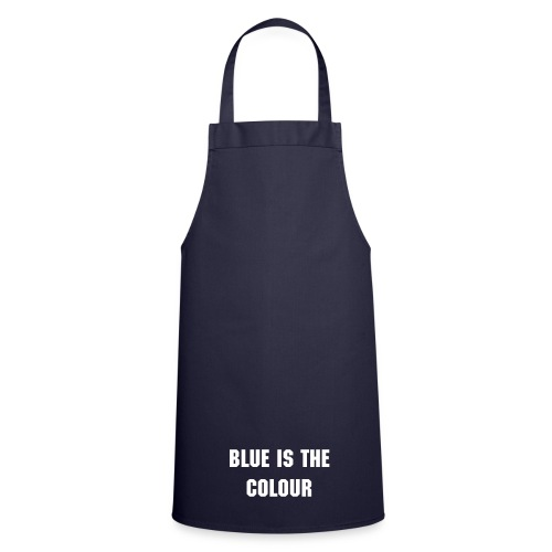Blue is the colour - Cooking Apron