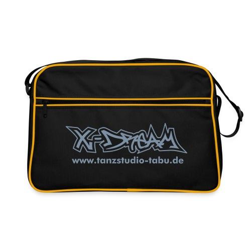 X-Dream Tasche - Retro Tasche