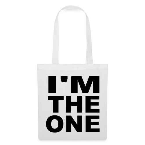 I'm The One Tote Bag - Tote Bag
