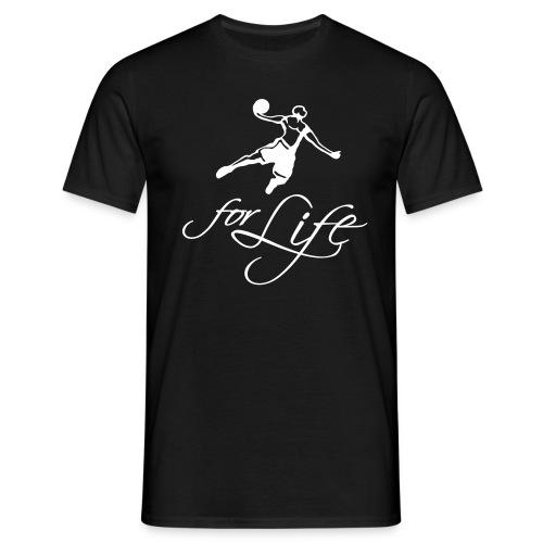 T-Shirt - Boller 4 life - USA Playground Style - Maglietta da uomo
