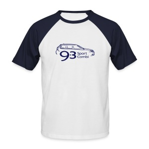 9-3 Sport Combi MY2008! - Men's Baseball T-Shirt