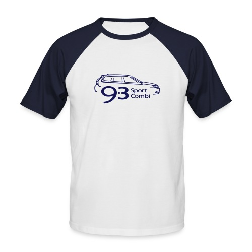 9-3 Sport Combi MY2008! - Men's Baseball T-Shirt