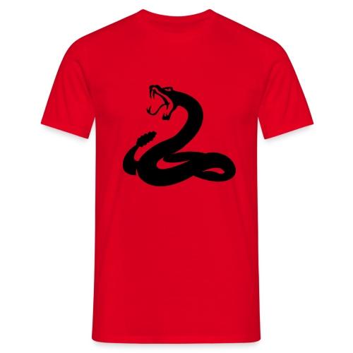 T-shirt serpente - Maglietta da uomo