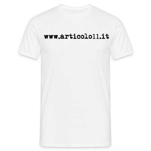 (TS) www.articolo11.it - Maglietta da uomo