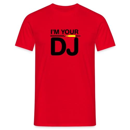 Nimlot DJ 01 - Camiseta hombre