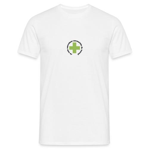 SST blanc - T-shirt Homme