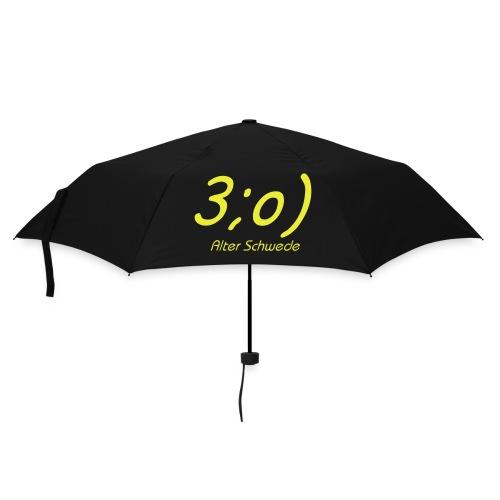 Kultiger Alter Schwede Fan Schirm - Regenschirm (klein)