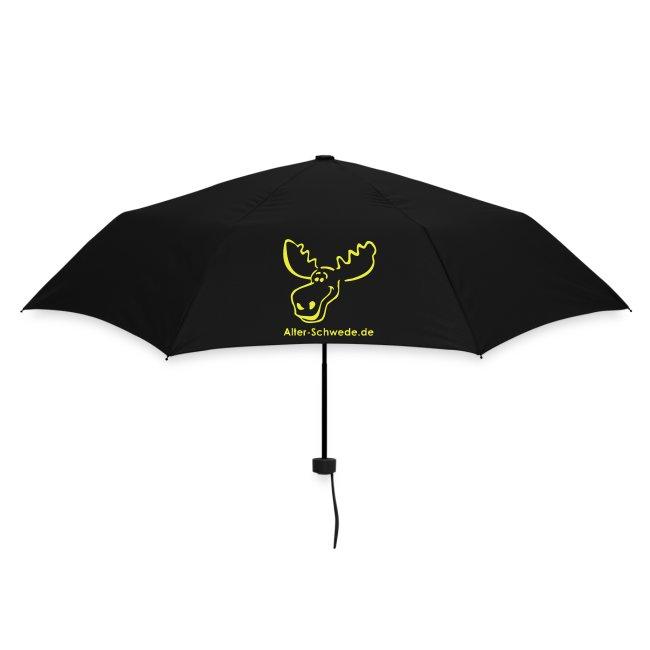 Kultiger Alter Schwede Fan Schirm