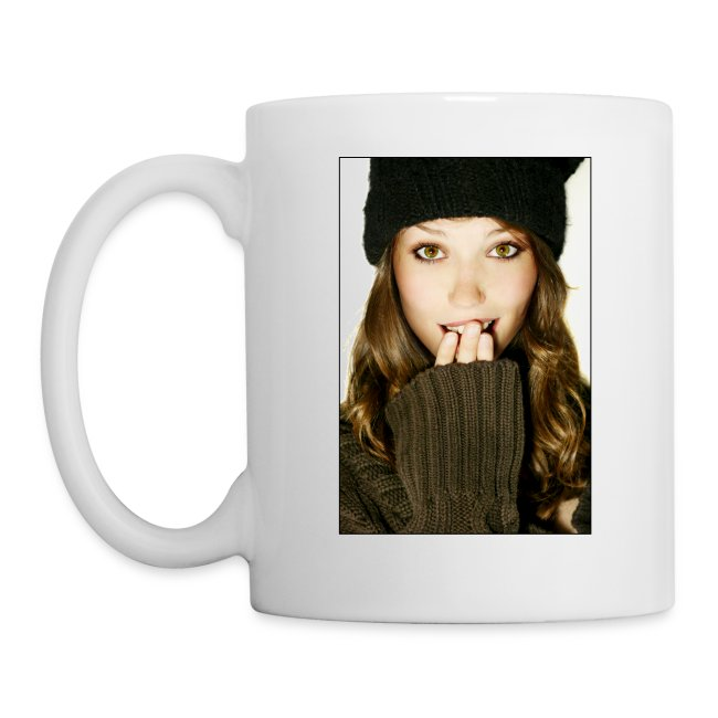 """""""Something Unexpected On A Winter Day"""" Tasse"""