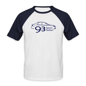 9-3 Sport Sedan MY2008! - Men's Baseball T-Shirt