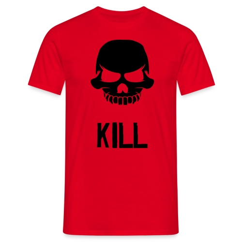 KILL - T-shirt Homme