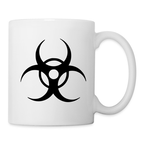 Biohazard Mug. - Mug