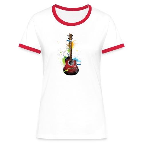 Music Dance - Women's Ringer T-Shirt