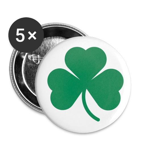 shamrock - Buttons medium 32 mm