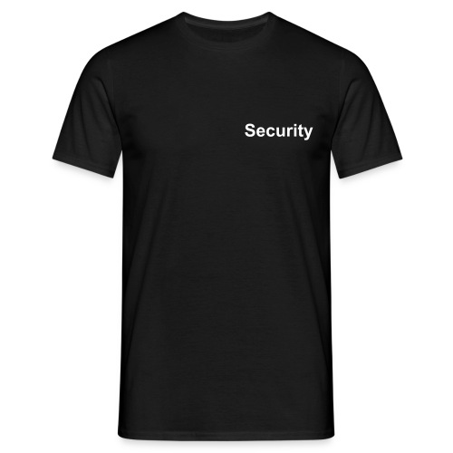 Security - Men's T-Shirt