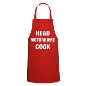 Head motorhome cook - Cooking Apron