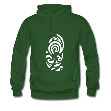 Green Maori Tattoo Jumpers