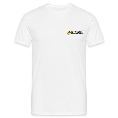 Tshirt SpottingZone / F14 Parking - T-shirt Homme