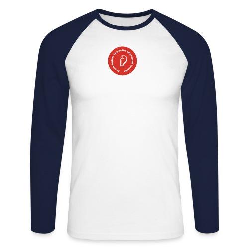 T-shirt manches longues équipier première intervention - T-shirt baseball manches longues Homme