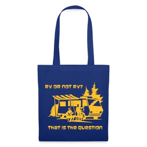 RV or not RV? - Tote Bag